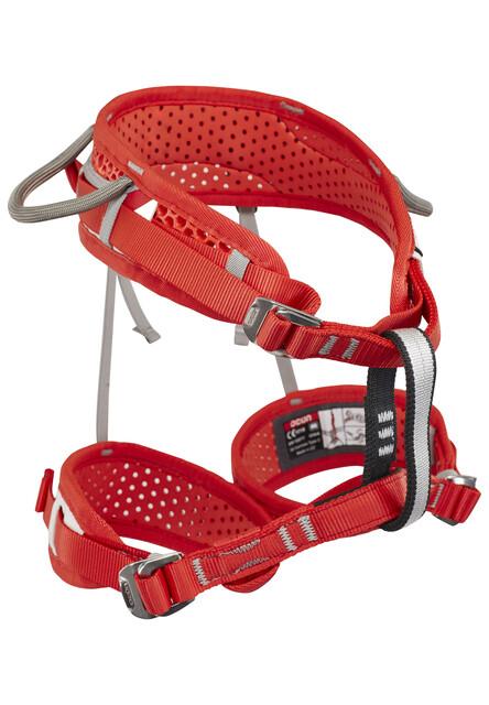 Klettergurt Ocun : Ocun webee harness kids red campz